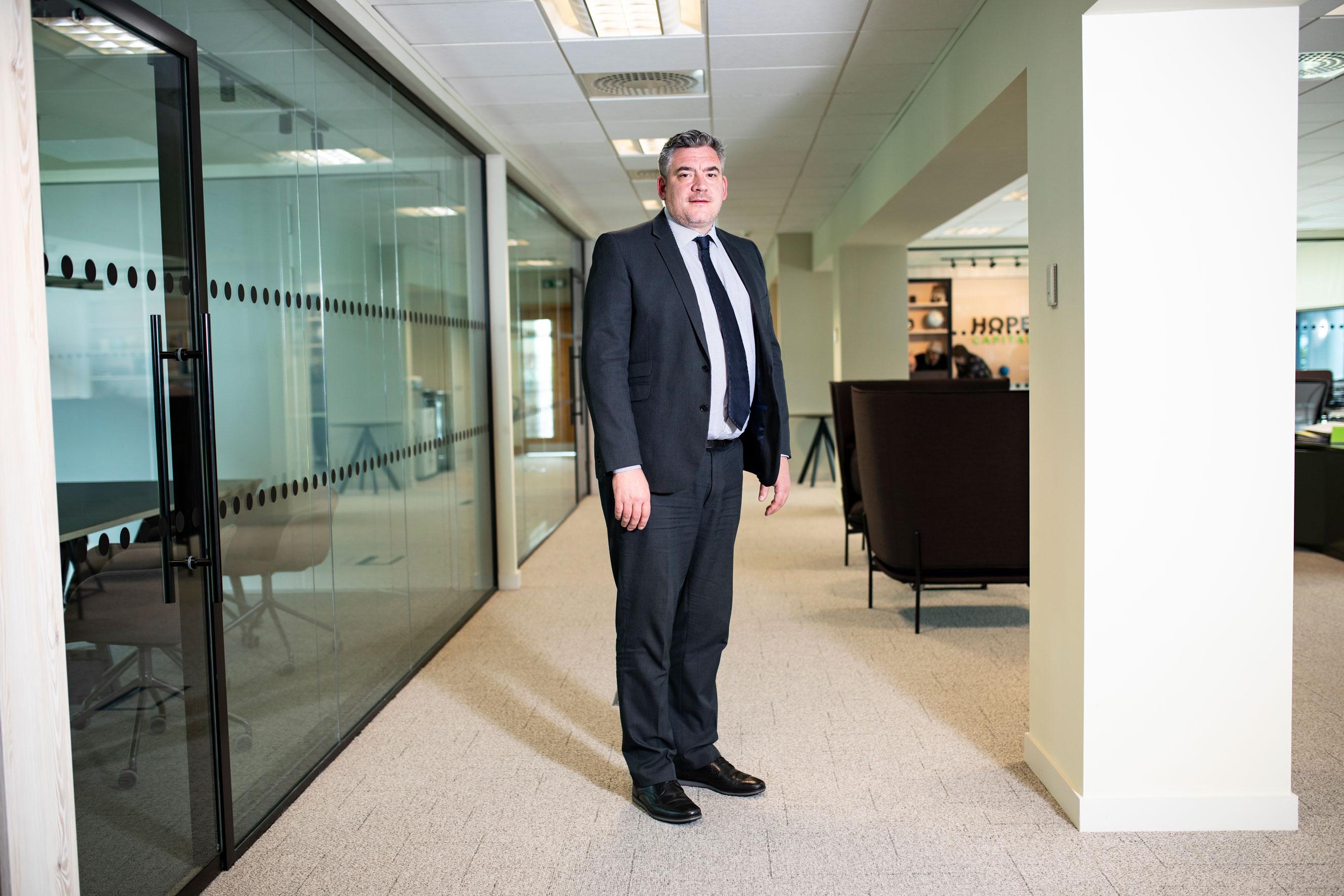Chris Buckley Hope Capital