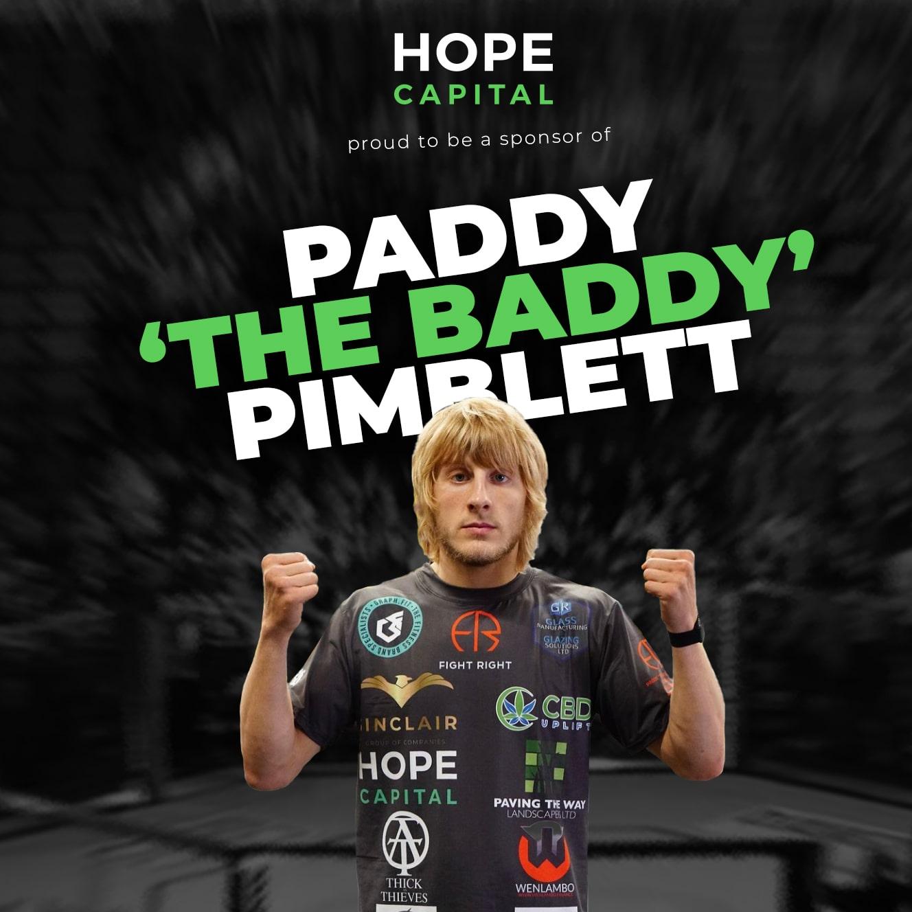 Paddy the Baddy